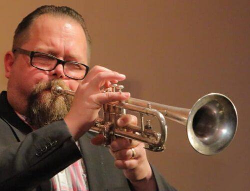 Trumpeter Jesper suffers a stroke